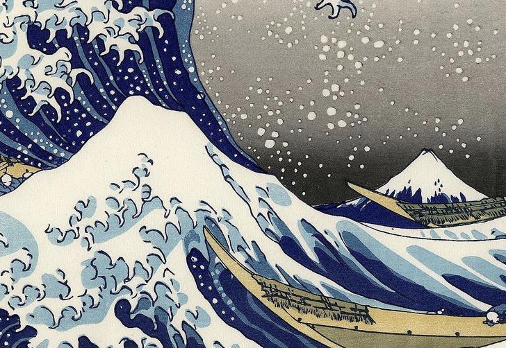 Фото №5 - Культурный код: 7 загадок самой известной волны в японском искусстве