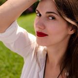 Елена Натыкина, бьюти-редактор Wday.ru