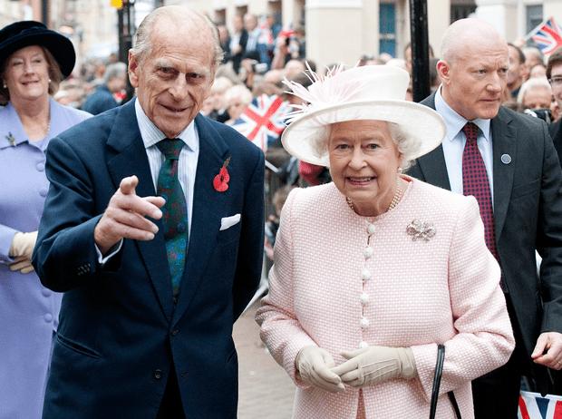 Фото №2 - Первая любовь: на ком хотел жениться принц Филипп до встречи с Елизаветой