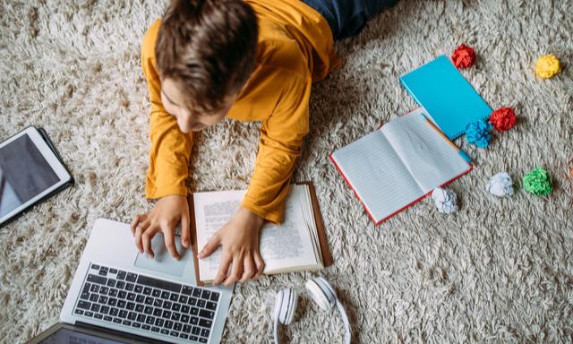 Рособрнадзор: школьники и дальше будут учиться дистанционно
