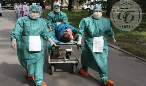 Фото №1 - В приемный покой больницы им. Боткина «доставлен» пациент из Нигерии с лихорадкой Эбола