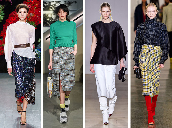 Фото №9 - 10 трендов осени и зимы 2019/20 с Недели моды в Лондоне