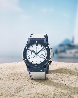 Фото №14 - Где купить стильные часы: Hublot открывает новые бутики на Средиземном море