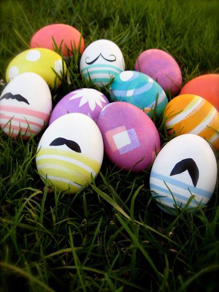 Фото №5 - Пасхальные яйца: восемь вариантов украшений