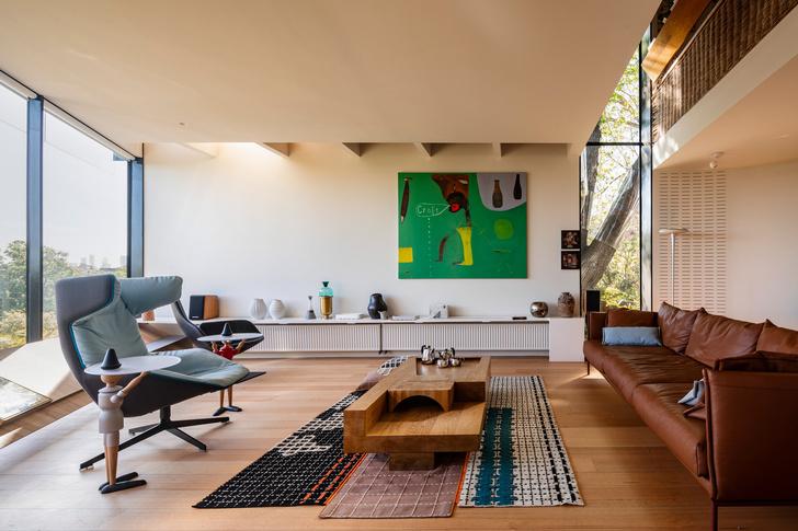 Фото №8 - Дом архитектора Джона Уордла в Мельбурне