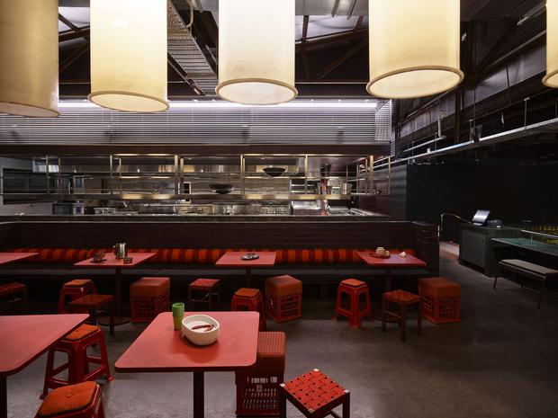 Фото №8 - Ресторан в бывшем здании склада в Сиднее