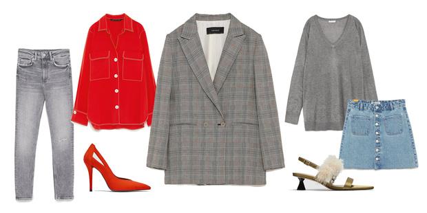 Фото №4 - С чем носить объемный пиджак: 6 стильных образов на лето и осень