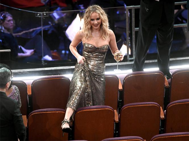Фото №44 - Легенды «Оскара»: самые известные платья в истории премии