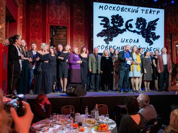 Фото №7 - Театр «Школа современной пьесы» вернулся в историческое здание на Трубной площади