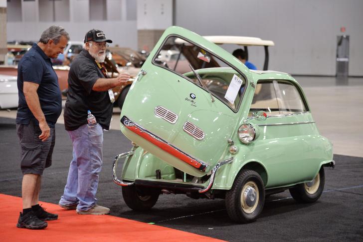 Фото №4 - Заводная коробчонка: 6 самых крошечных автомобилей в истории
