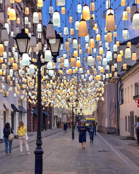 Фото №4 - Где в Москве сделать лучшее новогоднее селфи