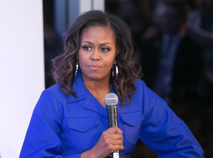 Фото №2 - Мишель Обама – горячая бывшая Первая леди