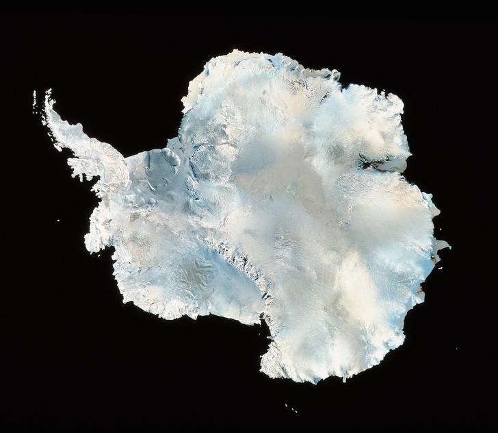 Фото №2 - Каньоны под толщей льда, оттаявшие острова и другие географические открытия XXI века