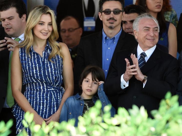 Фото №5 - Любви покорны: знаменитые политики и их супруги с большой разницей в возрасте