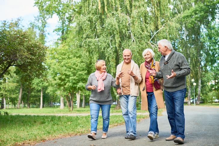 Что врачи рекомендуют делать, если вам исполнилось 60