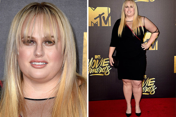 Ребел Уилсон MTV Movie Awards 2016