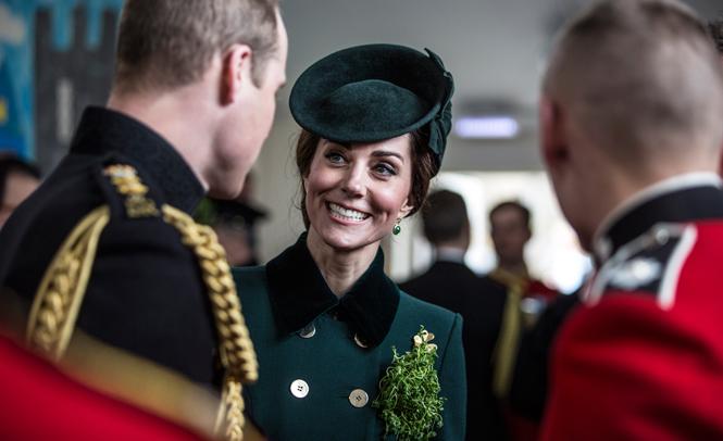 Фото №18 - Не дождетесь: герцогиня Кембриджская в отличном настроении