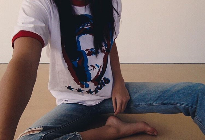 Фото №13 - От принта: какую футболку надеть, чтобы быть в тренде