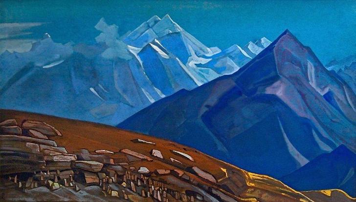 Фото №5 - Онлайн-программа «Неизвестный художник Николай Рерих»