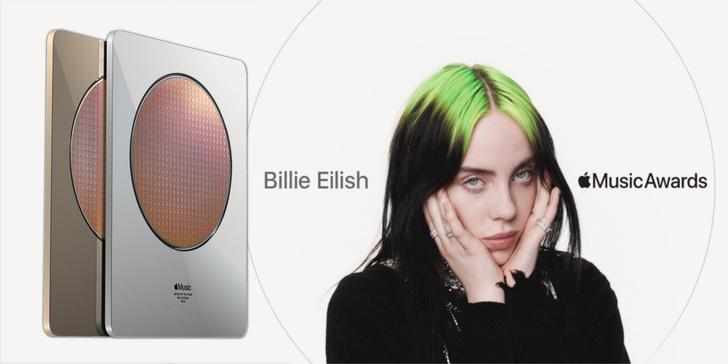 Фото №1 - Apple запустила собственную музыкальную премию