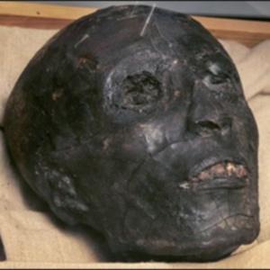 Фото №1 - Лицо Тутанхамона теперь видно всем