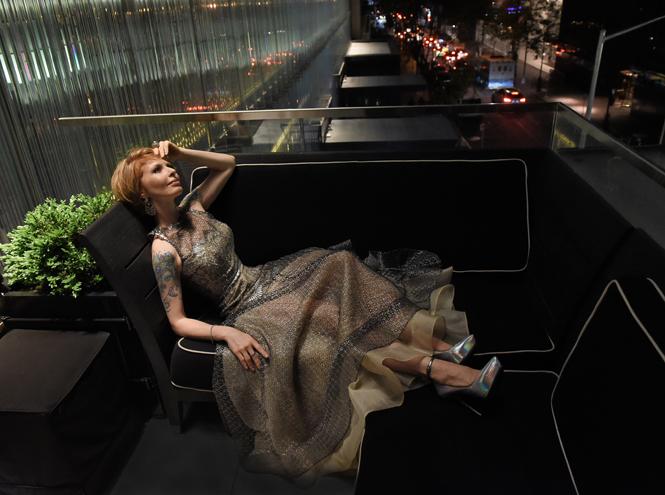 Фото №4 - Амалия Мордвинова: «Мироздание выдало мне вольную, и я ею воспользовалась»