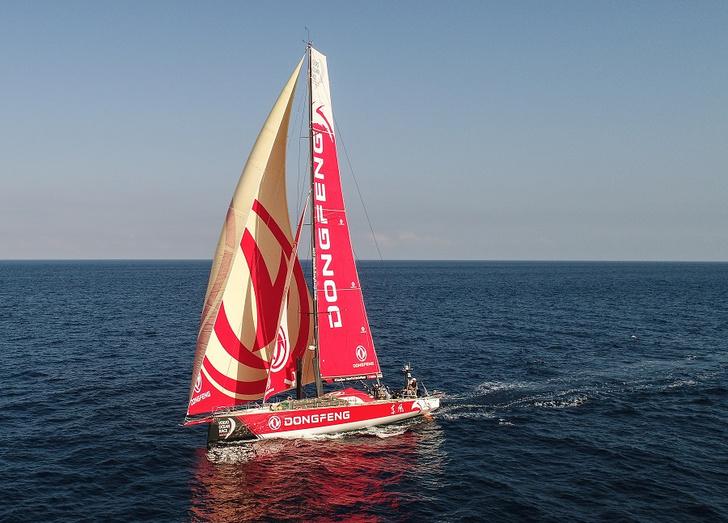 Фото №1 - 22 октября старотовала регата Volvo Ocean Race