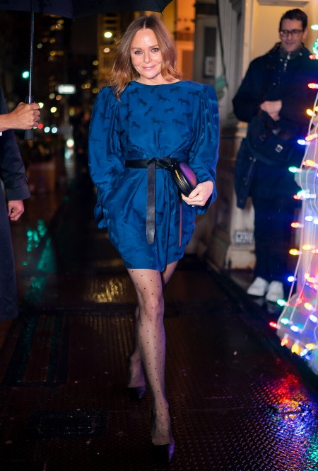 Стелла Маккартни в Нью-Йорке