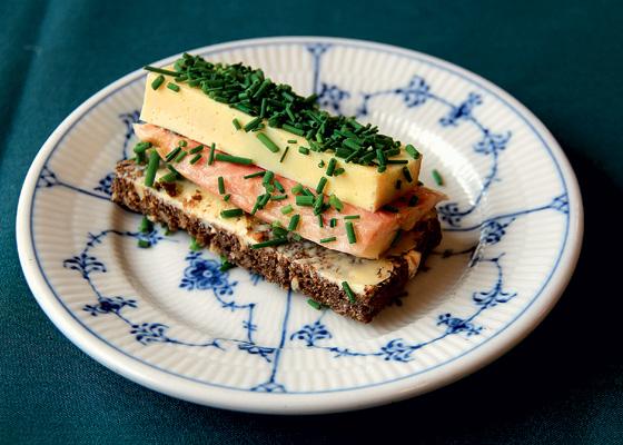 Фото №1 - На подножном корму: 9 удивительных блюд новой датской кухни