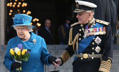 Cемейные фото Елизаветы II и принца Филиппа за всю историю их брака