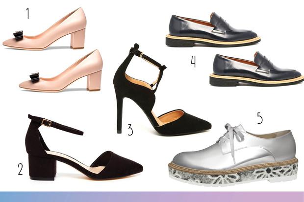 Фото №1 - Топ-10: Обувь на экзамен
