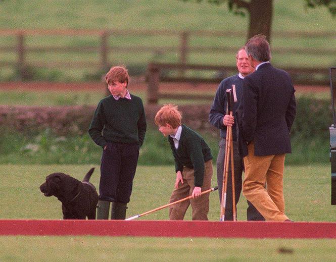 Фото №58 - Принц Уильям: история в фотографиях