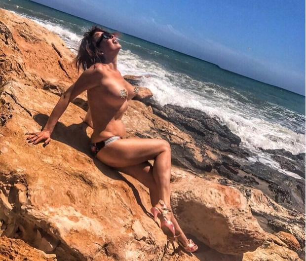 Фото №2 - Наталья Штурм: «Недоступных мне мужчин нет. Я получу любого, кого захочу!»