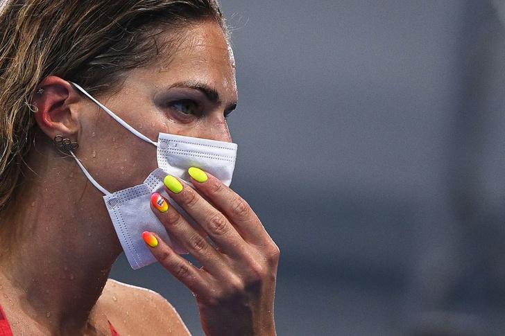 Фото №3 - Маникюр олимпийских чемпионок: 7 ярких идей