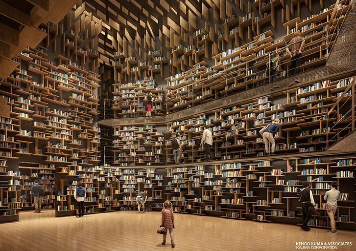 Фото №4 - Музей по проекту Кенго Кумы в Японии