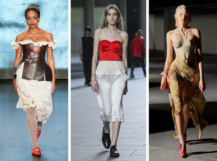 Фото №5 - Тренды весны и лета 2022 с Недели моды в Лондоне