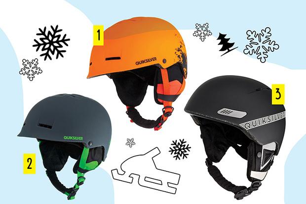Фото №3 - Top-sport: крутые шлемы для сноуборда