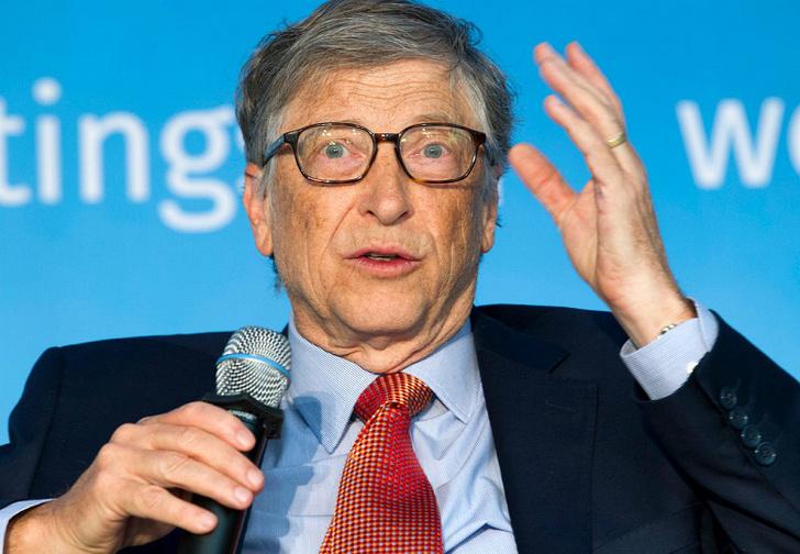 Фото №1 - Билл Гейтс в интервью заявил, что не собирается чипировать население Земли