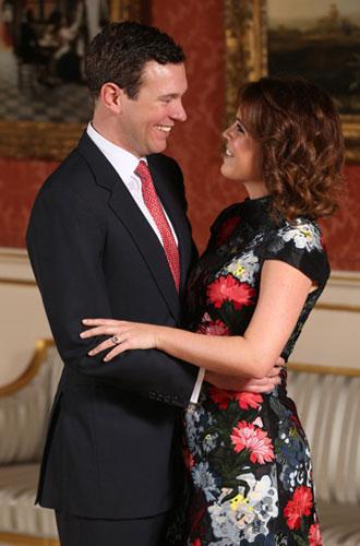 Фото №4 - Что известно о помолвочном кольце принцессы Беатрис