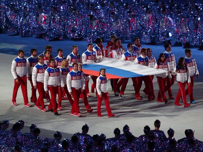 Фото №1 - Британские СМИ: Россию могут отстранить от Олимпиады-2020 в Токио