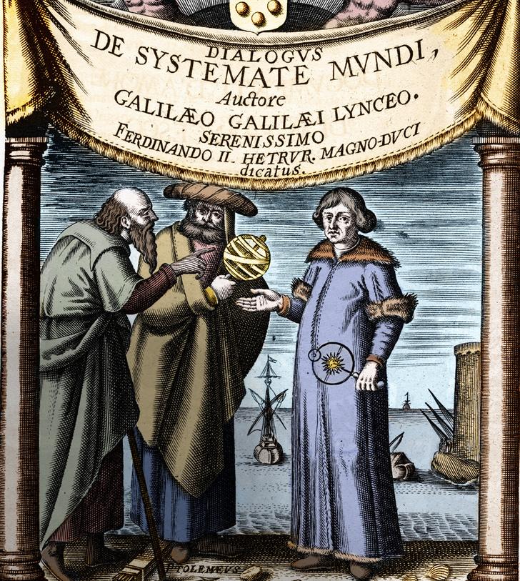 Фото №9 - Коперникианская революция: 9 мифов об отце современной астрономии