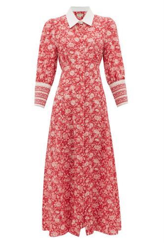 Фото №3 - Неслучайное платье: герцогиня Кейт и ее новый наряд «с секретом»