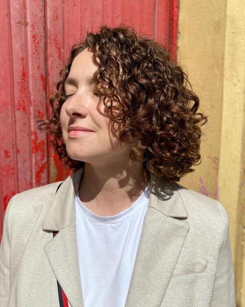 Фото №4 - Биозавивка волос: все о безопасной долговременной укладке