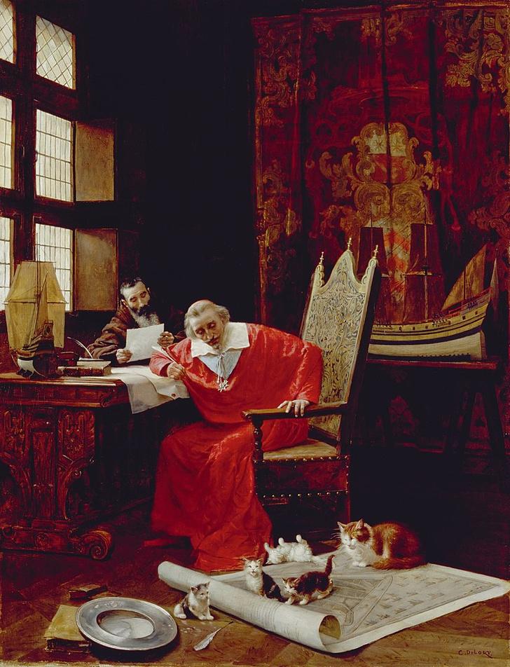 Фото №2 - Кукловоды мировой закулисы: 5 самых известных серых кардиналов в истории