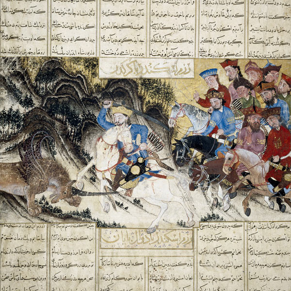 Фото №3 - Зазеркальная империя Чингисхана