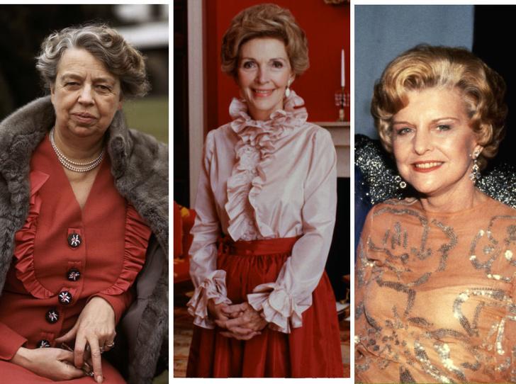 Фото №1 - Скелеты Белого дома: 8 скандалов с участием американских Первых леди