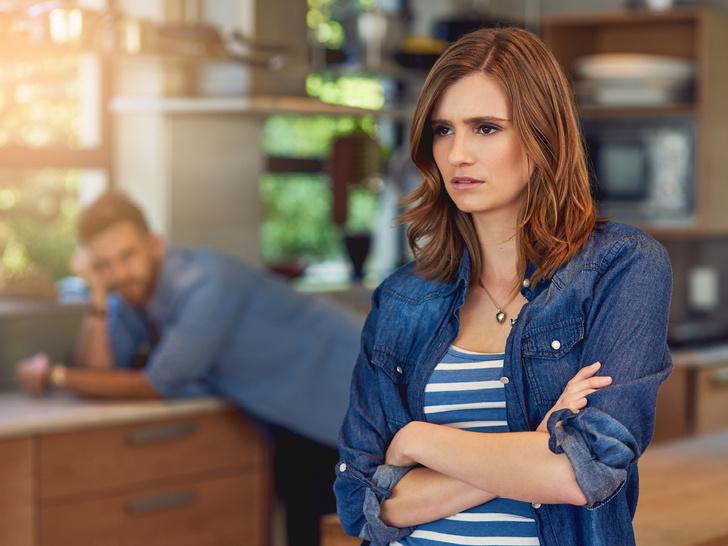 Фото №1 - Стоп-слово: 7 фраз, которые нельзя говорить партнеру