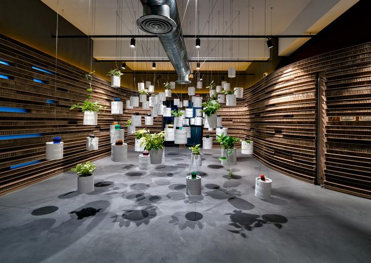 Фото №5 - Офис с картонными перегородками в Индии