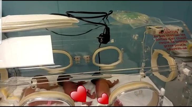 женщина в Мали родила девятерых детей: фото