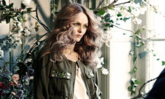 Ванесса Паради стала лицом H&M